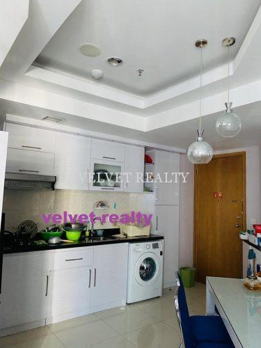 Dijual Apt The Mansion Kemayoran 2 BR Luas 62 M2 Furnish #VR674 #VR674