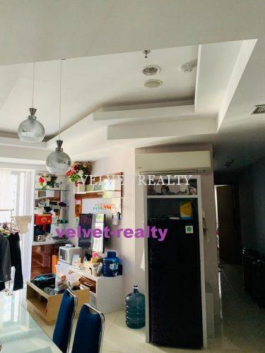 Dijual Apt The Mansion Kemayoran 2 BR Luas 62 M2 Furnish #VR674