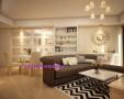 Disewakan Apt The Mansion Kemayoran 2 BR Luas 73m2 Furnish #VR683