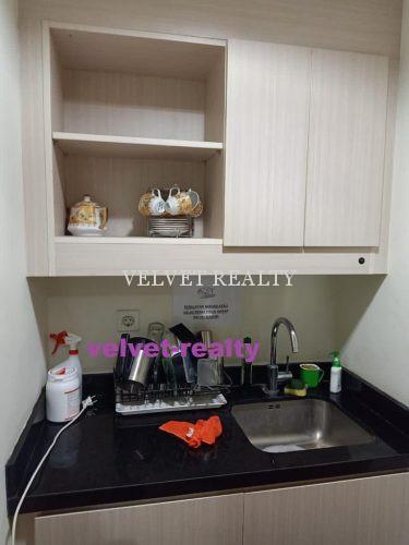 Disewakan Space Office The Mansion Kemayoran Luas 80 M2 #VR685 #VR685