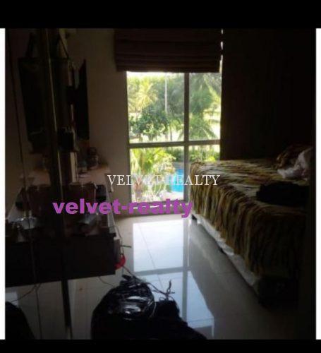 Dijual Apt The Mansion Kemayoran Town Home 3+1 BR Luas 123 M2 Furnish #VR690 #VR690