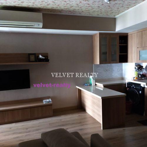 Dijual Apt The Mansion Kemayoran 2 BR Luas 85m2 Furnish #VR692