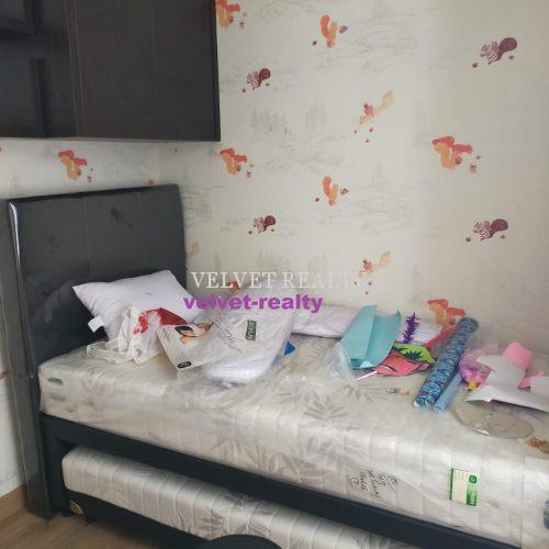 Dijual Apt The Mansion Kemayoran 2 BR Luas 85m2 Furnish #VR692 #VR692