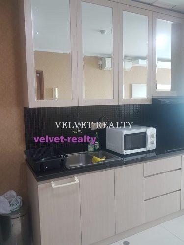 Dijual Apt Sahid Sudirman Residence 2 + 1 BR Luas 82 M2 Furnish #VR701