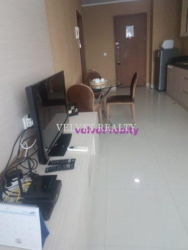 Dijual Apt Sahid Sudirman Residence 2 + 1 BR Luas 82 M2 Furnish #VR701 #VR701