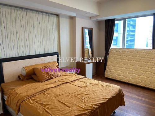 Dijual Apt The Mansion Kemayoran 2 BR Luas 85m2 Furnish #VR702 #VR702