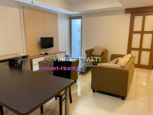 Dijual Apt The Mansion Kemayoran 2 BR Luas 85m2 Furnish #VR702