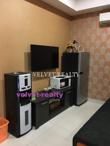 Dijual Apt The Mansion Kemayoran 2 BR Luas 49 M2 Furnish #VR704