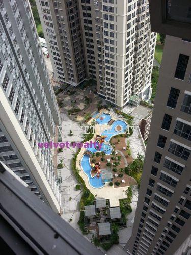 Disewakan Apt The Mansion Kemayoran 1 BR Luas 33m2 Semi Furnish #VR706