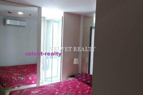 Dijual Apt The Mansion Kemayoran 1 BR Luas 33m2 Furnish #VR708