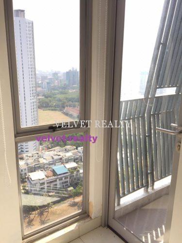 Dijual Apt The Mansion Kemayoran 1 BR Luas 33m2 Semi Furnish #VR709 #VR709