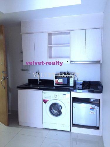 Dijual Apt The Mansion Kemayoran 1 BR Luas 33m2 Semi Furnish #VR709