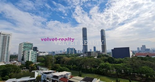 Disewakan Apt The Royale Springhill 2 BR Furnish 119m2 view city #VR511 #VR511