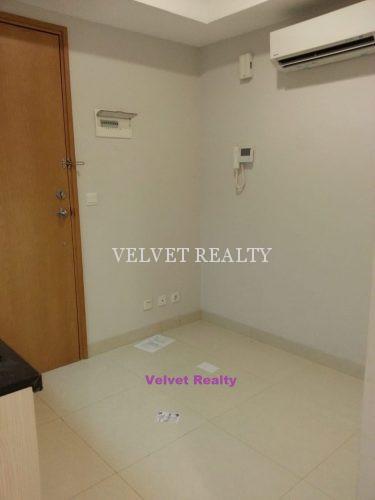 Dijual Apt Mansion Kemayoran 1BR Semi Furnish lantai tinggi #VR726