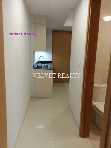 Dijual Apt Mansion Kemayoran 1BR Semi Furnish lantai tinggi #VR726 #VR726